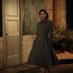 RED carpet(安室奈美恵)の衣装のワンピースコートがお洒落で格好良い!どこのブランドなんだろう?