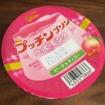プッチンプリン ハッピーピンクを食べた感想!口コミはどうなのかな?いつまで発売されるんだろう・・・