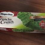 ハーゲンダッツ抹茶クランブルを食べた感想!カロリーと販売期間が気になったので調べてみた。