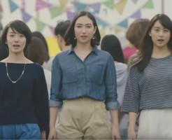 GUのCM女優