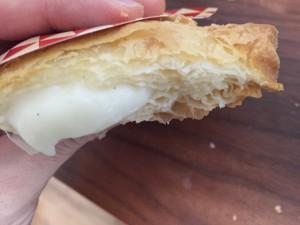北海道ミルクパイの中身