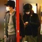 中島裕翔と吉田羊の画像は別人かと思ったw彼氏彼女の関係なのか?隠し通しそうだなぁ