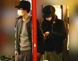 中島裕翔と吉田羊の週刊ポストのツーショット画像