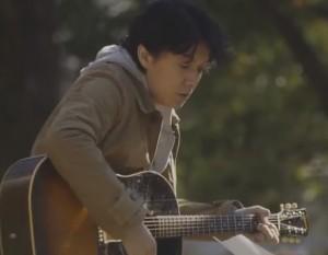 福山雅治のラブソングギター