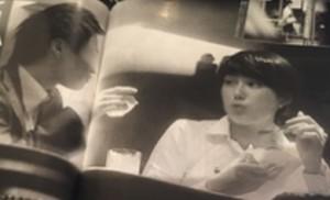 小林由未子とイケメン彼氏の画像・写真