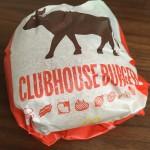 クラブハウスバーガービーフを食べた感想!実物写真はコレwwwカロリーはどのくらいだろう