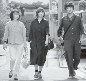 新井浩文と夏帆のフライデー画像