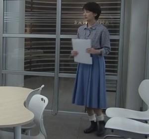 波留のドラマ(世界一難しい恋5話)の衣装1