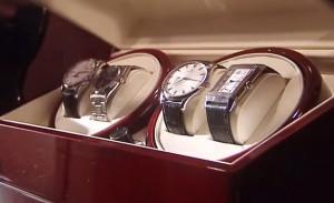 鮫島零治の時計