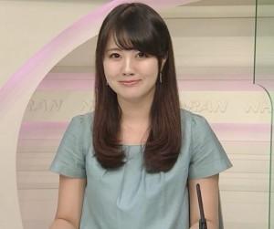 山崎友里江アナウンサーの画像(NHK室蘭)1