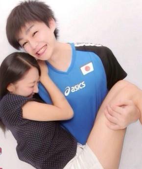 畠山愛理と彼氏のプリクラ2