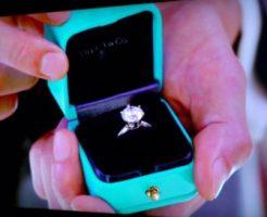 せいせいするほど愛してる(最終回)の婚約指輪