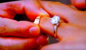 せいせいするほど愛してる(最終回)の結婚指輪