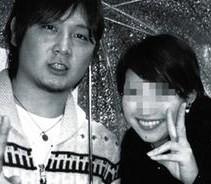 涌井秀章とホステス美女のスキャンダル画像