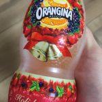 オランジーナホリデーミックスウィズベリーを飲んでみた感想!去年のカシス&オレンジ味と激似www