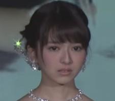 福田成美のミスコン画像