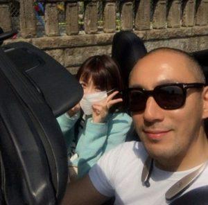 小林麻耶と海老蔵の怪しい写真