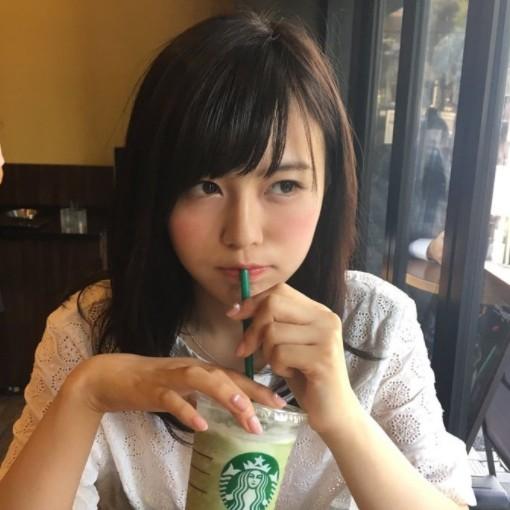 井口綾子の彼氏目線画像