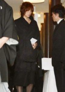 米倉涼子(葬儀)
