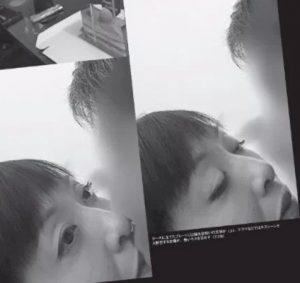 斉藤由貴キス写真(フラッシュ)流出画像2