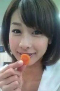 加藤綾子のスキャンダル写真(週刊実話)の元画像