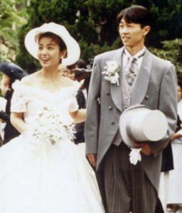 武豊と佐野量子の結婚画像