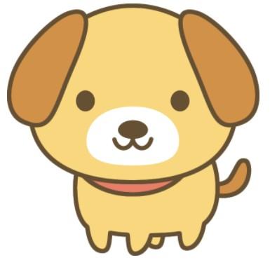年賀状2018戌年犬のイラストの描き方手作りで可愛い絵を描く方法を