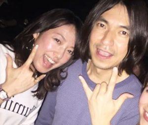 内藤聡子とふかわりょうの画像