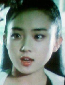 藤吉久美子の若い頃の画像!1