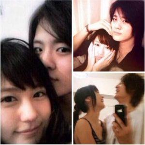 有村架純と岡本圭人のキス写真フライデー画像カラー