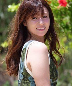 深田恭子の整顔画像