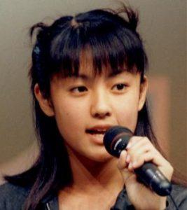深田恭子のデビュー前の画像2