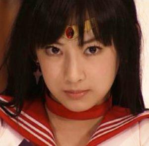 北川景子のセーラームーン画像