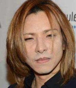 YOSHIKIのすっぴん画像