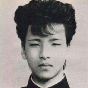YOSHIKIの高校卒業アルバム画像