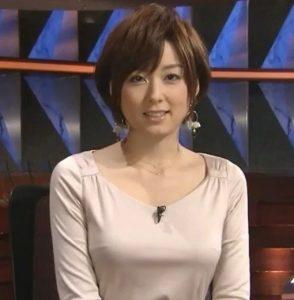 秋元優里アナの画像写真