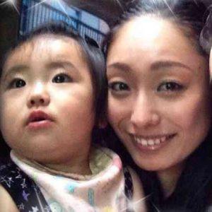 安藤美姫の子供の顔画像