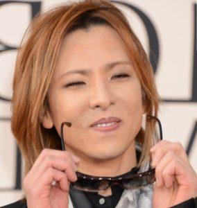 YOSHIKIの素顔画像2013