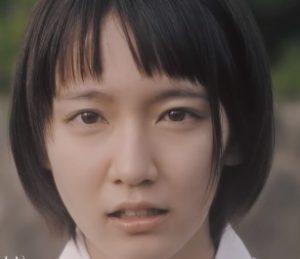吉岡里帆のデビュー当時の写真画像