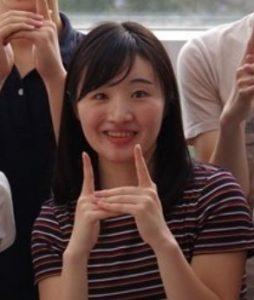 藤澤亮子の画像(法政大学)