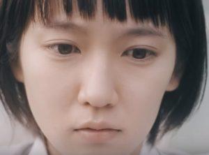 吉岡里帆のデビュー当時の写真