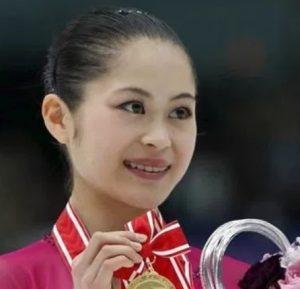 宮原知子の画像写真(NHK)