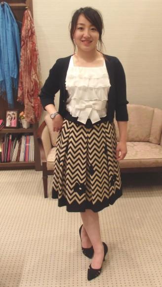 藤沢五月の画像(私服)全身スタイル3