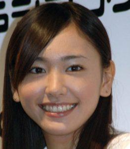 新垣結衣の画像(2007年11月)