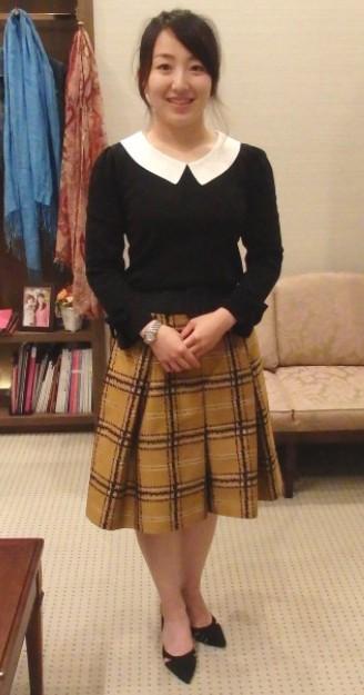 藤沢五月の画像(私服)全身スタイル2