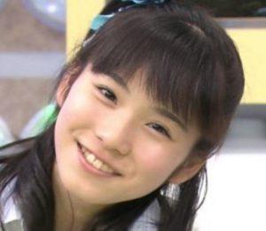 松岡茉優の画像おはガール時代2