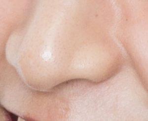 山本美月の鼻毛の鼻だけ拡大画像写真