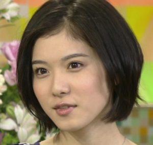 松岡茉優の画像2014スタジオパークテレビ