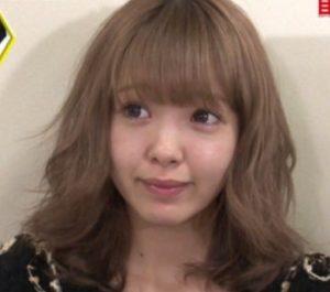 藤田ニコルのすっぴん画像写真2015テレビ公開