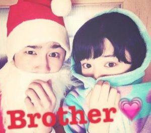 永野芽郁の兄の画像1